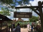 Entrance into Thunder Mesa