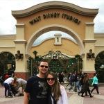 Entrance into Walt Disney Studios Park